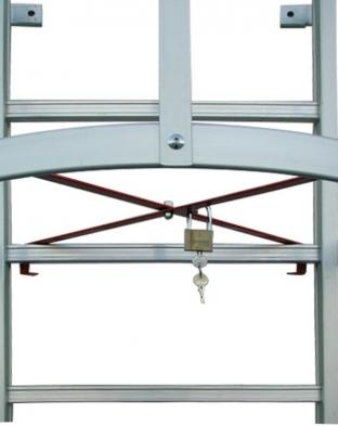 chiusura scala a gabbia