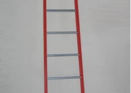 Scala semplice in vetroresina - tronco unico