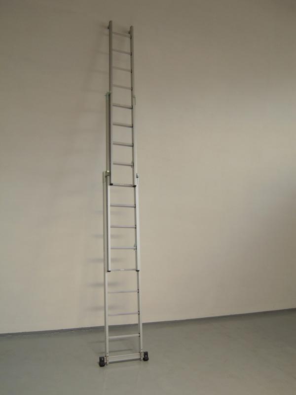 scale allungabili in alluminio